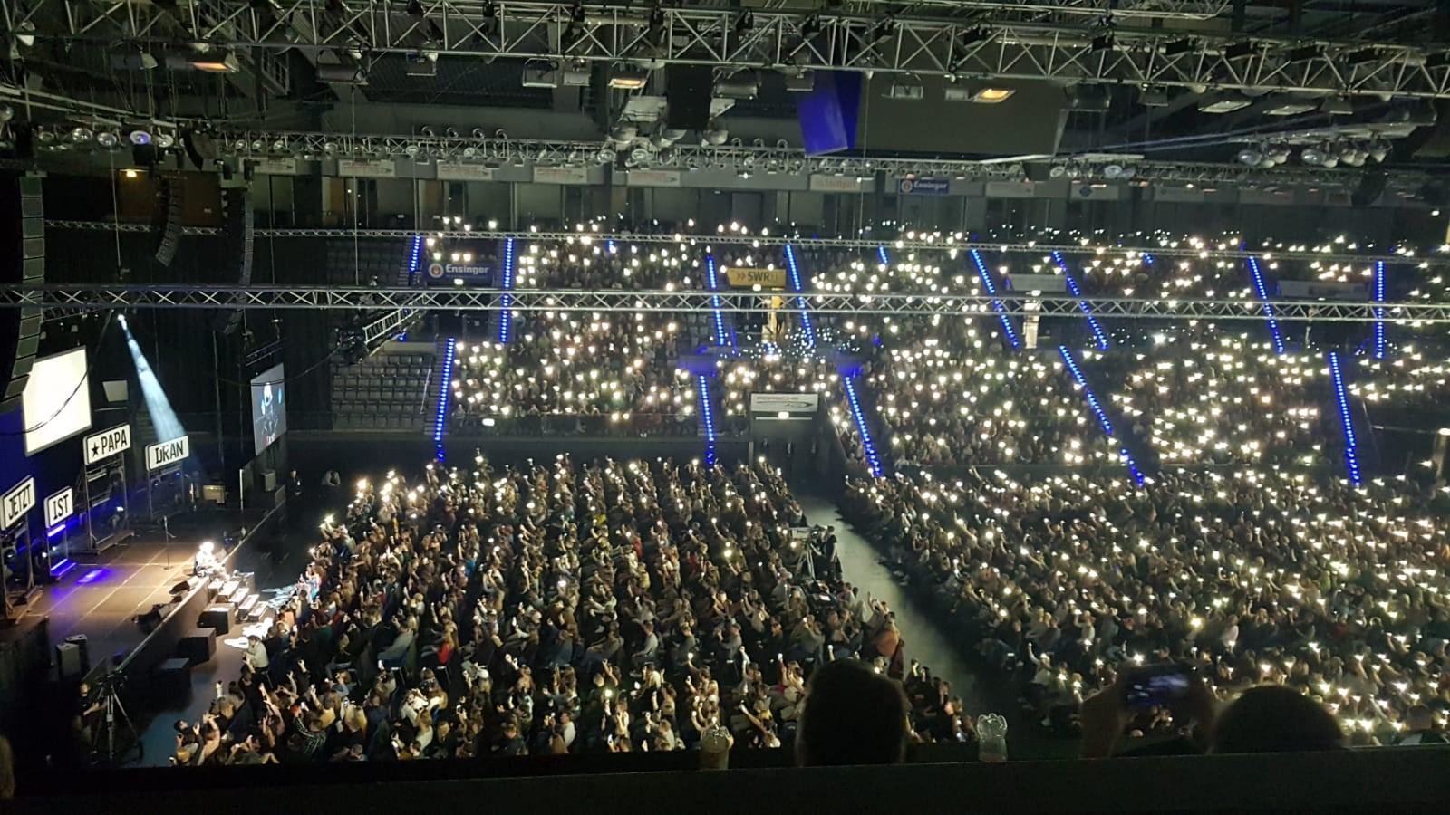 Konzerte schleyerhalle stuttgart